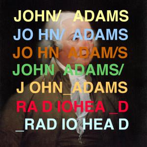 John Adams Head